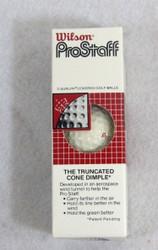 Vintage Wilson ProStaff #3 Truncated Cone Dimple Golf Balls 60-3