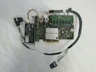 Dell PowerEdge SAS RAID Controller w/ Battery & Cable 0W56W0 B-5