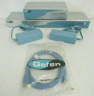Gefen CAT5 7000R CAT5 7000S Receiver and Extender 2x Video USB PS/2 RS232 77-4