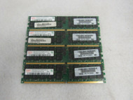 Hynix IBM 73P2871 8GB Kit (4x2GB) 2Rx4 PC2-3200R Reg Server RAM 50-3