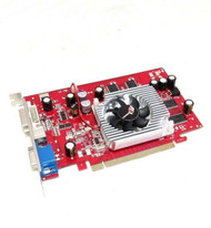 ATI Radeon X1600 Pro 256MB D+GDDR VGA DVI TV PCI-E Video Graphics Card B13