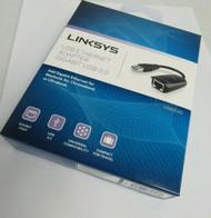 Linksys USB Ethernet Adapter Gigabit USB 3.0 New in Box. 26-4