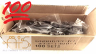 BOX OF 100 -  iGo 6600633-01 Power Tip A33  for Motorola & other devices 1O X