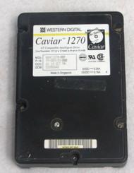 """Western Digital Caviar 1270 99-004153-000 270MB 3.5"""" IDE Hard Drive 62-3"""