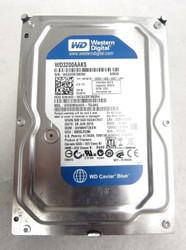 WD1600AAJS-00V4A0 Western Digital 160GB 7200RPM SATA 3.0 Gbps 3.5 inch Caviar Hard Drive