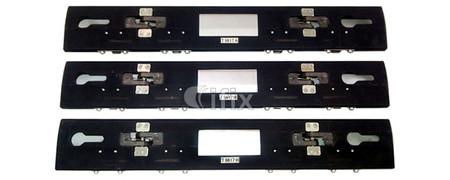 Rebuilt 4up Tail Clamps, U1254024-01