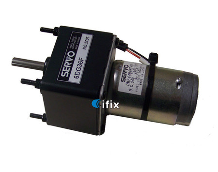 Agfa Acento M55 DC Motor with Gear Head (Part #U1254012-00)