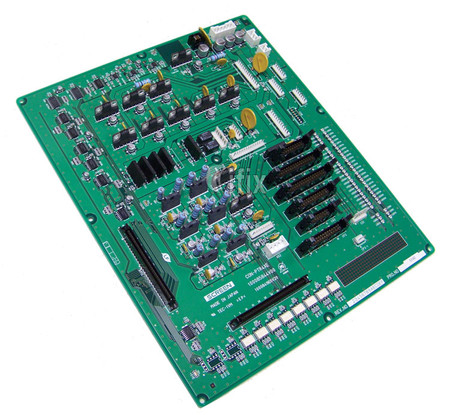 Screen PT-R4300 CON-PTR4XE Board (Part #S100085844V01)