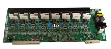 Agfa Acento Head Driver (DRV2) Board (Part #DN+100009846V00)