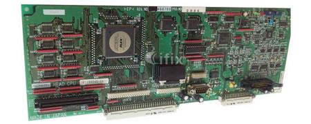 Fuji Dart/Javelin CTP Head CPU Board (Part #U1154008-00)