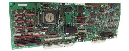 Agfa Acento S CTP Head CPU Board (Part #DN+U1154008-00)