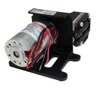Agfa Acento/Avalon CTP Vacuum Pump Unit 8005 (Part #DN+S100095963V01)