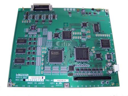 Screen PTR RH512_BUF Board (Part #100033158V01)