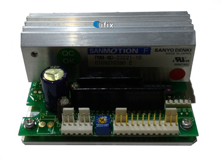 PTR/Autoloader Pulse Motor Driver (Part #100100628V00)