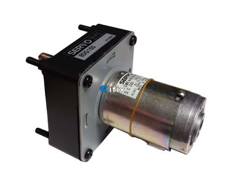 Agfa Avalon N8 DC Path Motor Assembly (Part #DN+100016330V01)