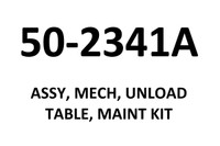 Creo Trendsetter Assy, Mech, Unload Table, Maint Kit (Part #50-2341A)