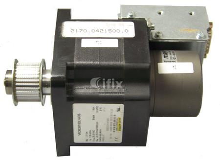 Heidelberg Prosetter CTP Stepper Motor (Part #052925047)