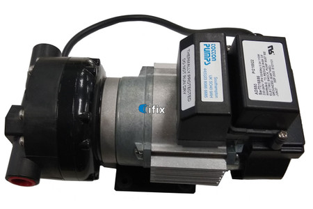 Pump, AD550, with Plug, Molex 3191-4-R (Part #10022908)
