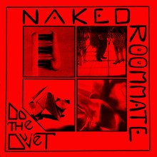 "TIM156: Naked Roommate ""Do The Duvet"" LP/CS"