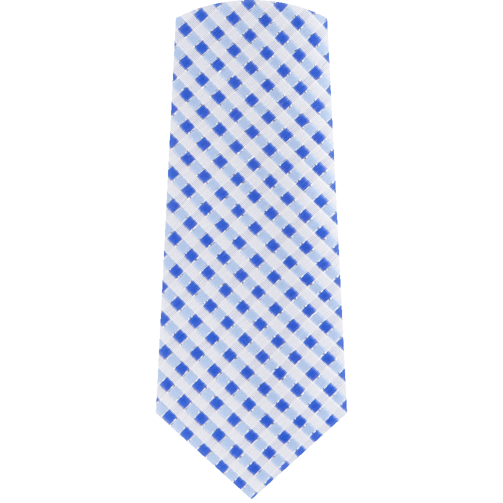 The Fitz Necktie - alternative view - University graduation gift