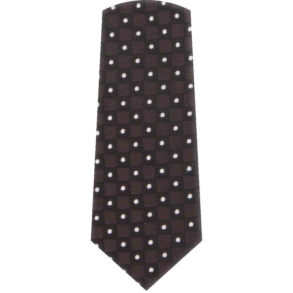 The Victor Necktie - alternative view - University graduation gift