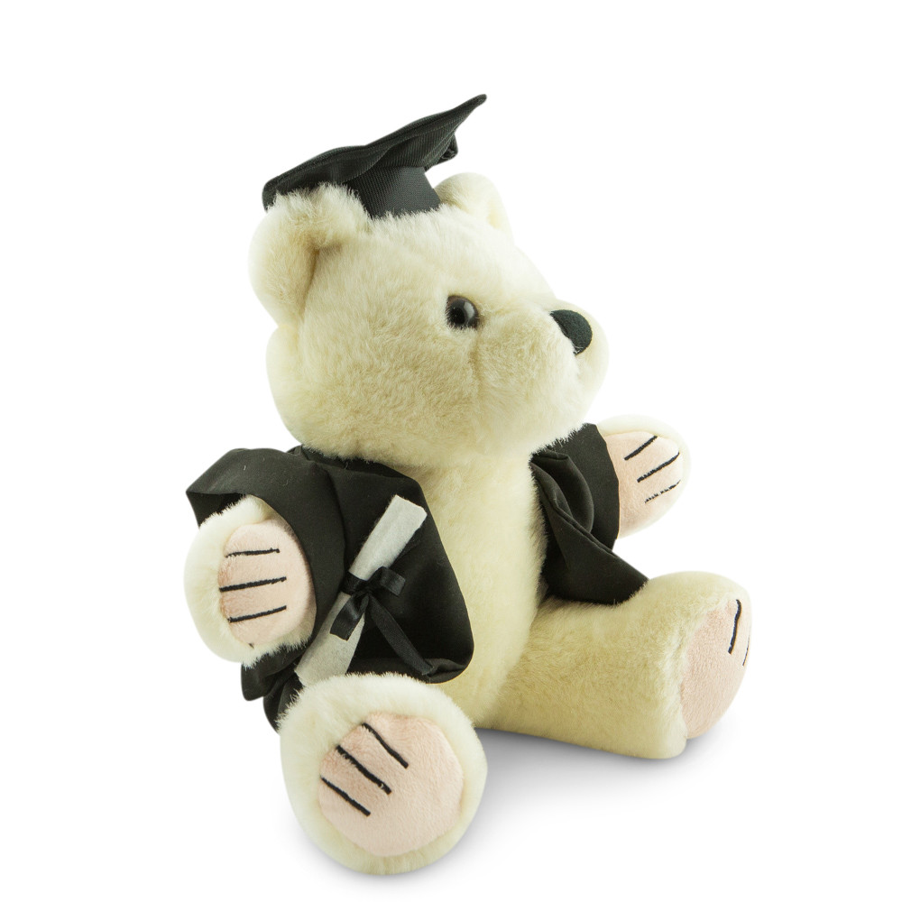 University of Sydney Bachelor Bear - Engineering; pictured in large size and without hood