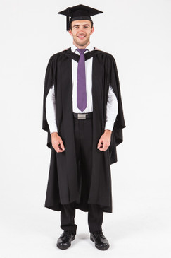 UON Bachelor Graduation Gown Set - Medicine and Health Sciences - Front view