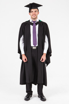 UON Bachelor Graduation Gown Set - Education - Front view