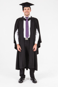 UON Bachelor Graduation Gown Set - Arts and Social Sciences - Front view