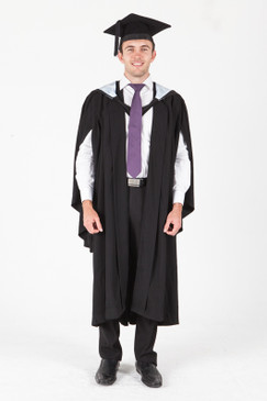 University of Sydney Bachelor Graduation Gown Set - Law - Front view