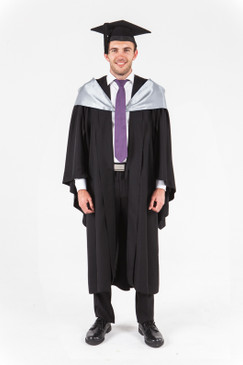 UniSA Bachelor Graduation Gown Set - Architecture and Building - Front view