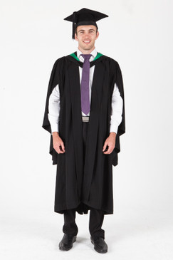 ANU Bachelor Graduation Gown Set - Natural Sciences - Front view