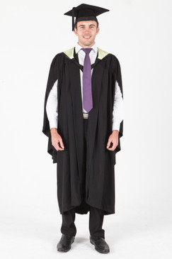 University of Sydney Bachelor Graduation Gown Set - Science - Front view