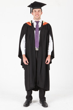 University of Sydney Bachelor Graduation Gown Set - Pharmacy - Front view