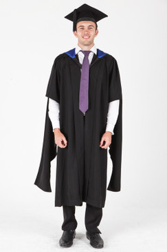 University of Sydney Masters Graduation Gown Set - Information Technology - Front view