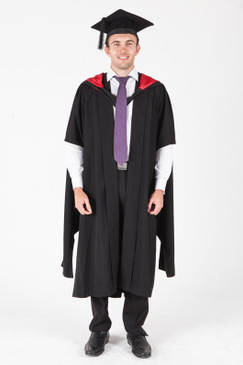 University of Sydney Masters Graduation Gown Set - Public Health - Front view