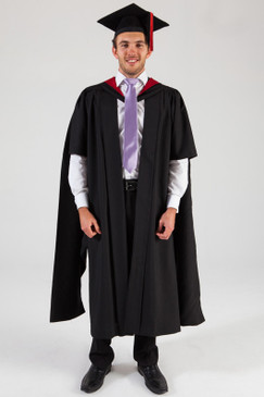 University of Melbourne Masters Graduation Gown Set - Doctor of Medicine