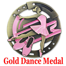 Gold Dance Medal (001)