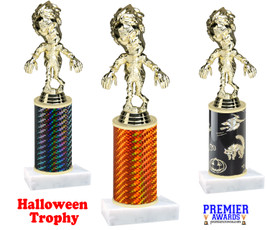 Ghoul - Zombie Trophy.  Numerous colors and trophy heights available