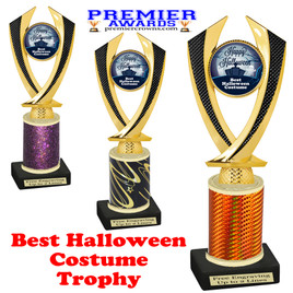 Halloween Costume Contest trophy.  Best  Costume.  Perfect award for your Halloween party contest.
