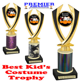 Halloween Costume Contest trophy.  Best  Kid's Costume.  Perfect award for your Halloween party contest.