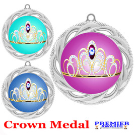 Crown medal.  Great for your pageants, events, contests and for the Queen or Princess in your life.  938 s