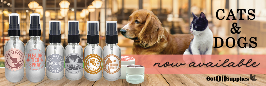 Cats and Dogs Essential Oil Collection