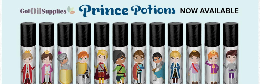 Prince Potions Collection