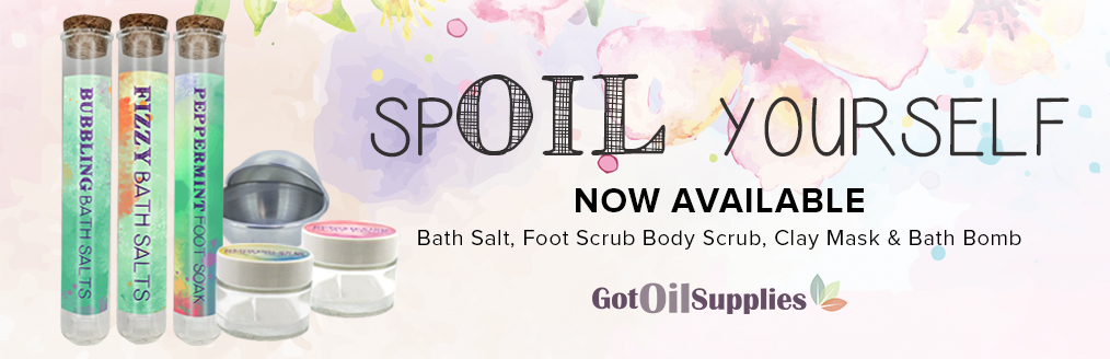 Spoil Yourself Essential Oil Collecton