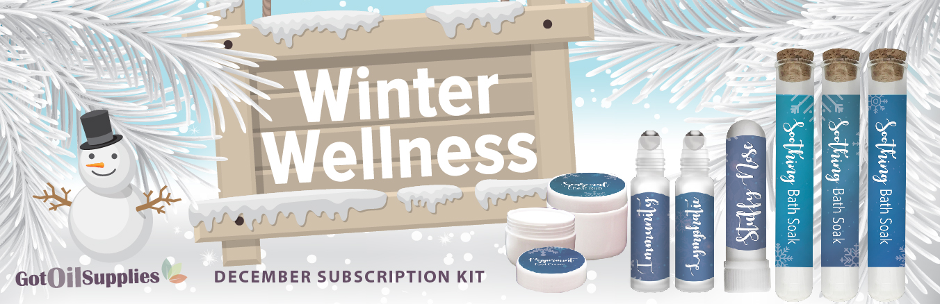Winter Wellness Essential Oil Collection