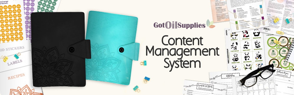 Essential Oil Content Management System
