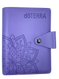 dōTERRA® Purple Content Management System Notebook Binder For Essential Oils