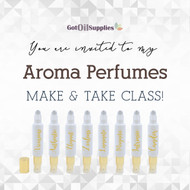 FREE Aroma Perfumes Social Media eInvite For A Make And Take Class