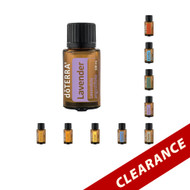 AmberMist Essential Oil Diffuser With dōTERRA® Cling On Label